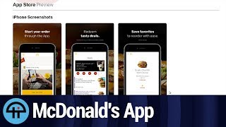 Why We're Lovin' the McDonald's App