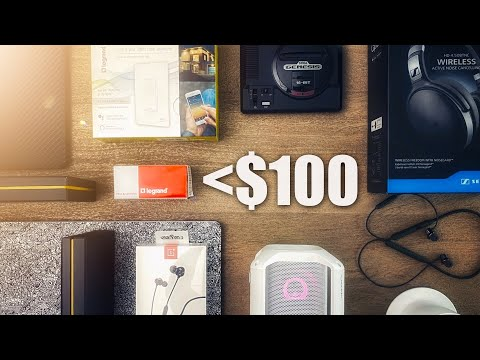 Best Cool Tech Under $100 (2020)