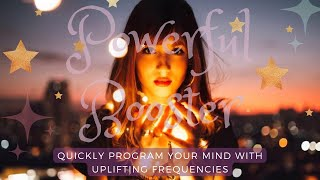 Powerful Booster - Get Instant and Permanent Results   Uplif...