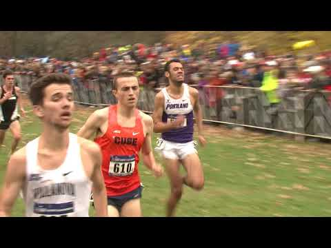 Syracuse Men's Cross Country National Championship Highlights