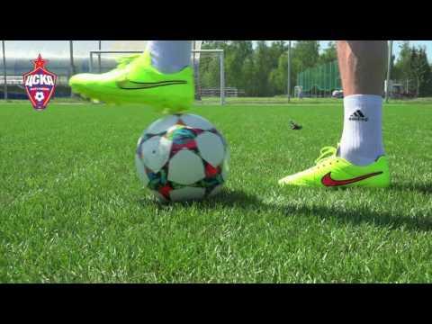 Уроки игры в футбол для детей видео
