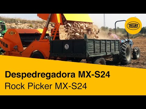 Rock Picker MX-S24 BGvE3NTTPQs
