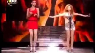 مـقـاطع يـوتـيـوب الـزعـيـم مريام فارس رقص مغربي مثــير Myriam Fares dancing dance Moroccan 2014