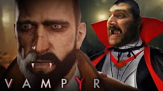 SUCKED FROM BEHIND - Vampyr Gameplay