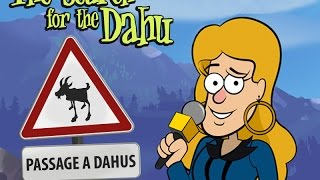 The Search For The Dahu Game Walkthrough