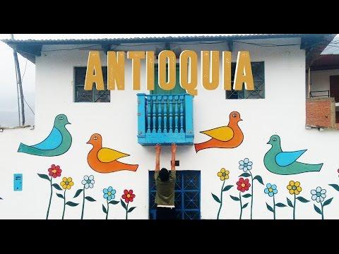 Aventura #24: Cultura de colores - Antioquia