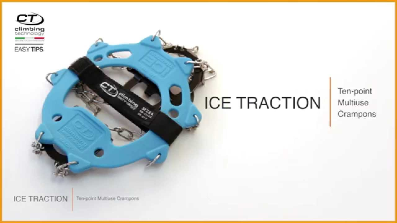 Ice Traction Tutorial Eng Youtube