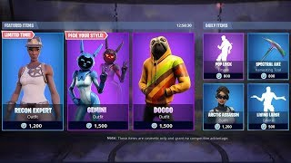 NEW FORTNITE ITEM SHOP COUNTDOWN LIVE! - August 9th - NEW SKINS LIVE (Fortnite Battle Royale)