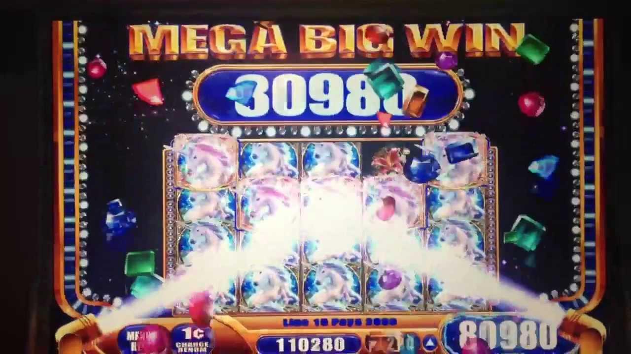Mystical Unicorn Slot Machine Online