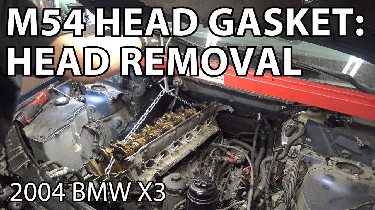 e46 330ci head gasket replacement