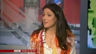 BBC World News America   Ashley Seeger