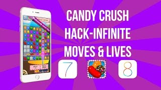 iPhone/iPod/iPad Candy Crush Cheat Hack (2015) Cydia Tweak
