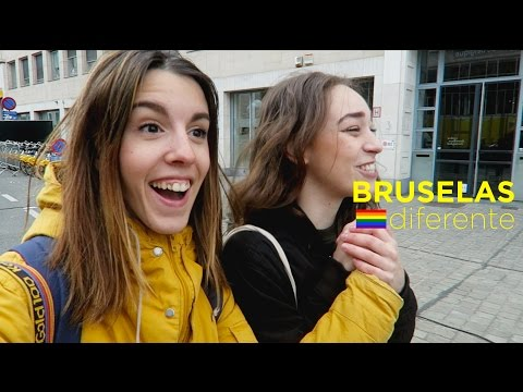 BRUSELAS DIFERENTE
