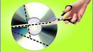 3 IDEIAS INCRÍVEIS COM CD/DVD   IDER ALVES