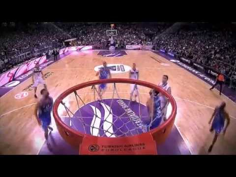 Best DUNKS of the 2013-14 EUROLEAGUE Season