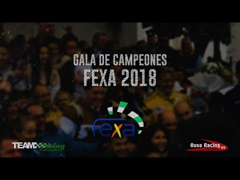 Gala de Campeones FEXA 2018