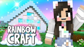 💙Building a Crystal Shop! Rainbowcraft Ep. 5