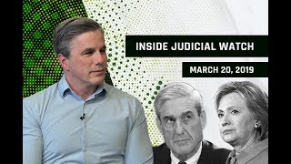Tom Fitton: Deep State PROTECTING Hillary Clinton to Help Overthrow President Trump