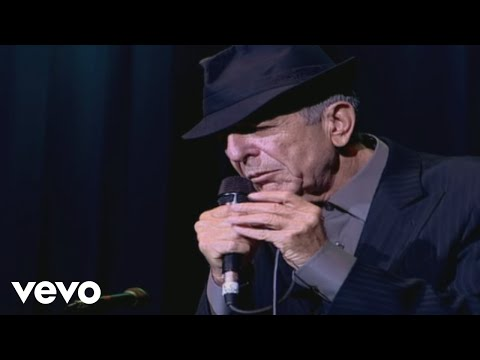 Leonard Cohen - Bird On The Wire (Live In London)