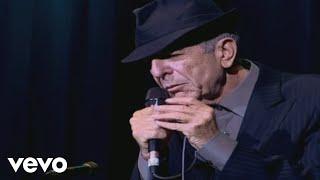 Смотреть клип Leonard Cohen - Bird On The Wire