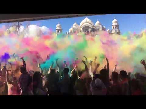 Festival of Colors | Utah