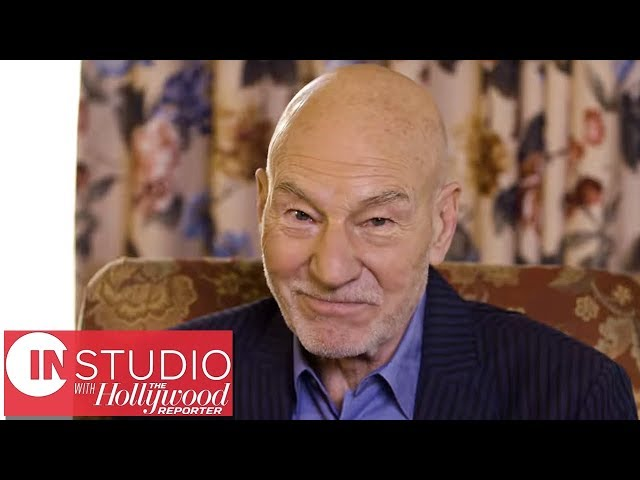 Sir Patrick Stewart on Meeting Gene Roddenberry, 'Star Trek: Picard,' & Ian McKellen | In Studio