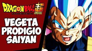 Dragon Ball Super 60 - L' EVOLUZIONE dei SAIYAN! È il turno di VEGETA