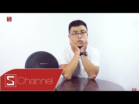 Schannel - Mở Hộp Loa Harman Kardon Onyx Studio 2: Thiết Kế đẹp