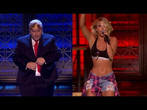 Josh Gad and Kaley Cuoco's 'Lip Sync Battle' Might Be the Weirdest Yet