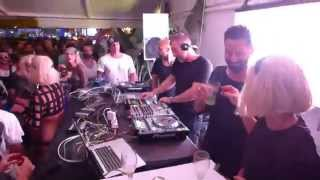 Audiofly ft Pan-Pot | Hyte pre-party (Amnesia) | Tantra Beach Club Ibiza