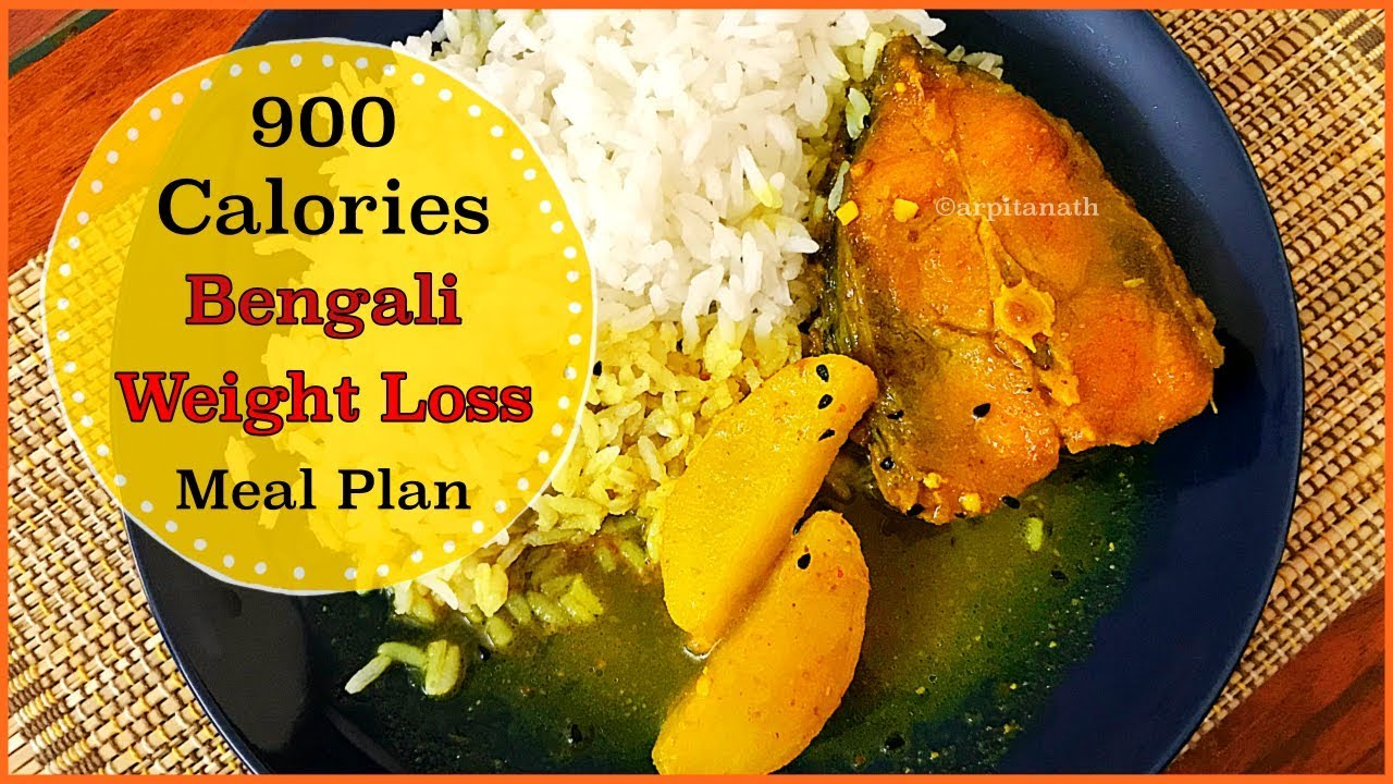 bengali food diet chart for weight loss