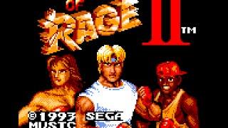 Game Gear Longplay [042] Streets of Rage II