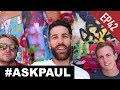 How To Get A Free Autographed Poster | #AskPaul Ep 42