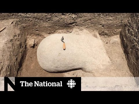 Canadian archeologists part of major discovery that could re
