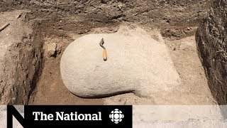 Canadian archeologists part of major discovery that could rewrite history