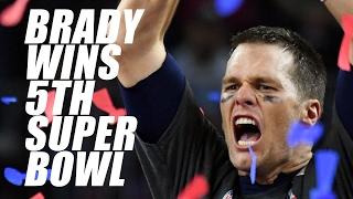 Patriots Win Super Bowl 51