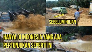 Download lagu BUKAN SUPIR TRUCK INDONESIA KALAU TAK SANGGUP SEPERTI INI