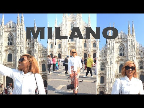 My Time in Milan,Italy