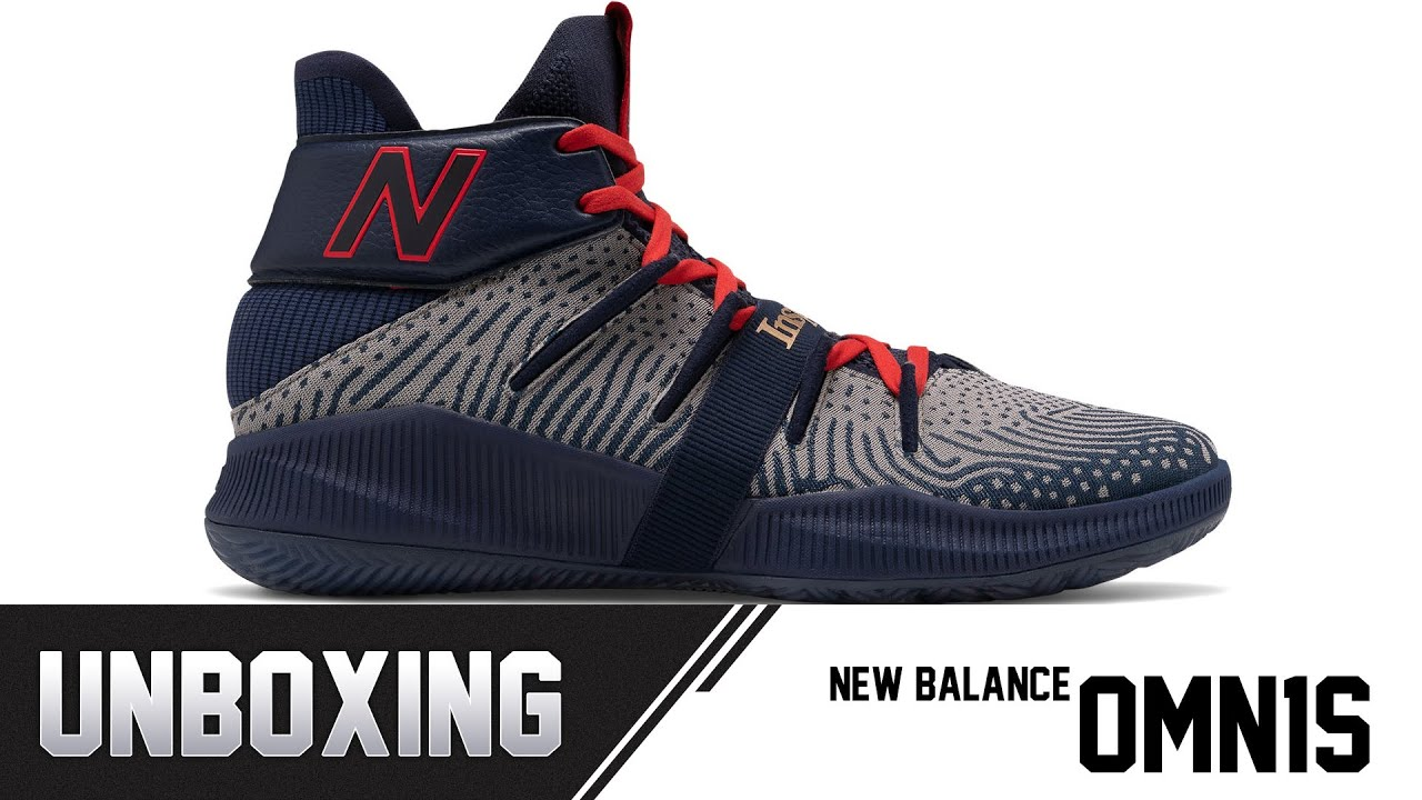"New Balance ""OMN1S"" Unboxing!!!"