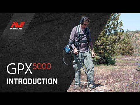 An Introduction To The Minelab GPX 5000 & GPX 4800 Gold Detectors