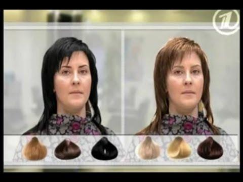 Как выбрать идеально подходящий цвет волос?