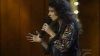 Celine Dion Where does my heart beat now LIVE