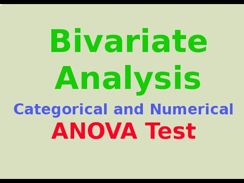 bivariate relationship analysis essay