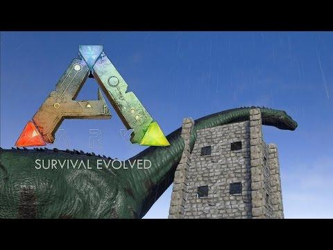 ARK Survivor Journals 05 - Castle on a Cliff