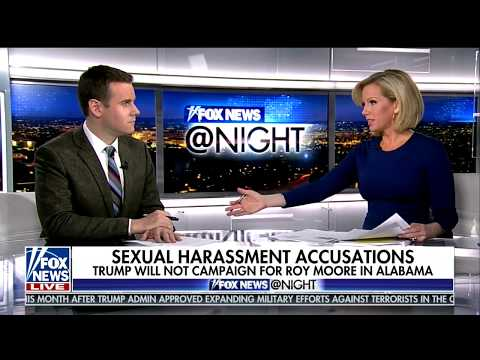 Fox News @ Night - Shannon Bream - November 27, 2017 - Archive