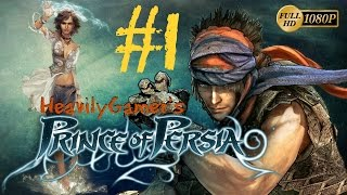 Prince Of Persia 2008 PC Gameplay Walkthrough Part 1:This Motherfucker Released The Darkness!