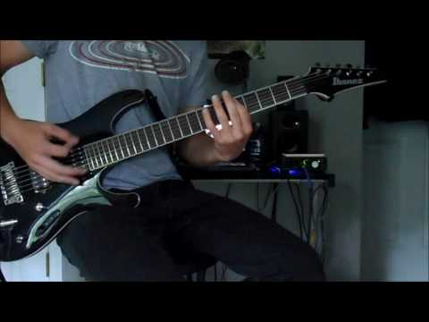 Down-Thousand Foot Krutch Guitar Cover by Kyle Powers