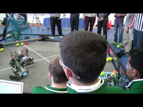 Forman School Robotics UNH Competition