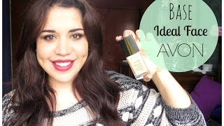 First Impression: Base Ideal Face de Avon Thumbnail