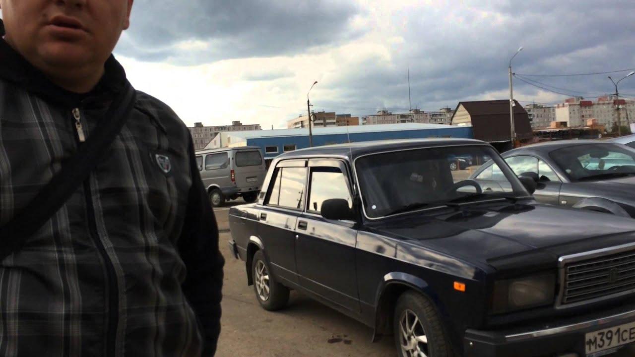 мой бывший Ваз 2107 Новосибирск !!! 720+ - YouTube